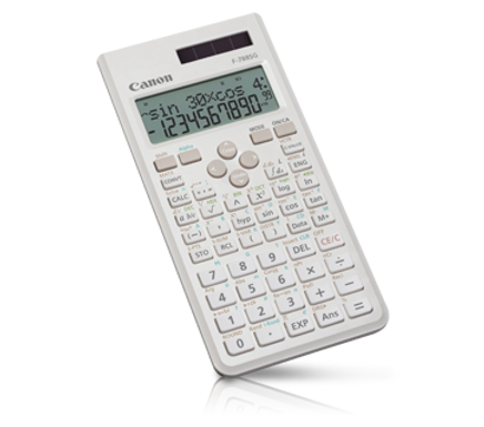 Canon Calculator Scientific F-788 SG (PEARL WHITE)