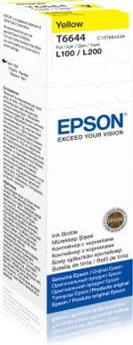 Epson Refill Ink T6644 Yellow