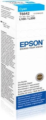 Epson Refill Ink T6642 Cyan
