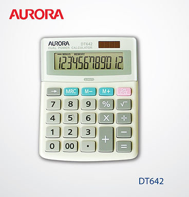 Aurora Calculator DT642