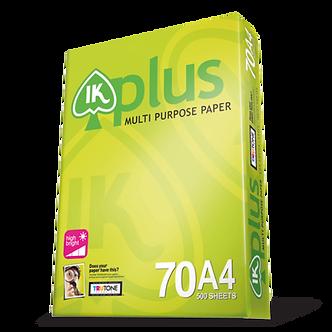 IK Plus  A4 Paper 500's 70gsm