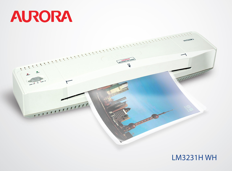Aurora Laminator_A3 LM3231H WH copy