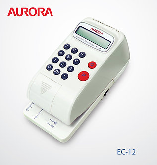Aurora Electronic Check Writer EC-12