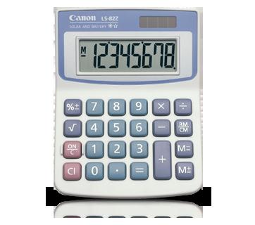 Canon Calculator LS 82 z
