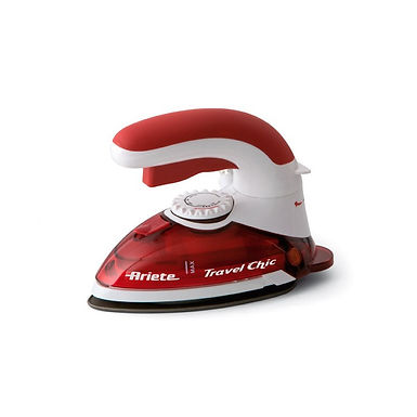 Ariete Mini Steam Iron - Travel Chic