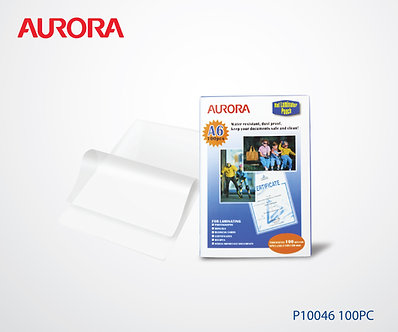 Aurora Lamination Film-Card Size