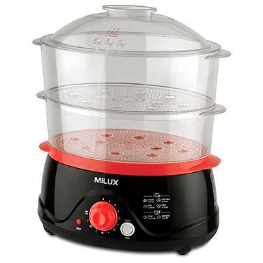 Milux Steamer MFS-8001