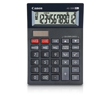 Canon Calculator AS-120R