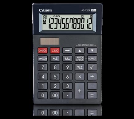 Canon Calculator AS-120R