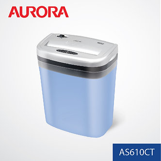 Aurora Shredder AS610CT (Blue)