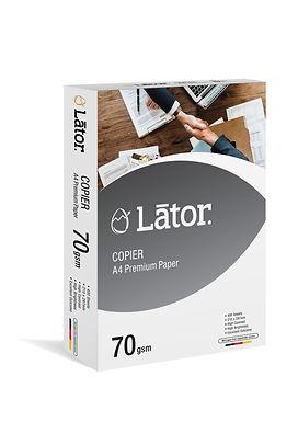 Lator 70g A4 Paper 400s