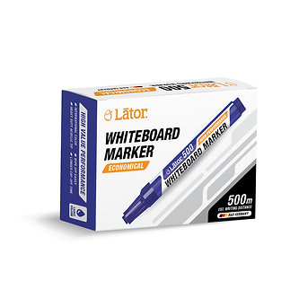 Lator Whiteboard Marker 500 Blue