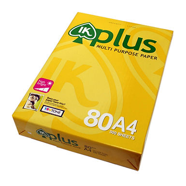 IK Yellow plus 500's 80gsm