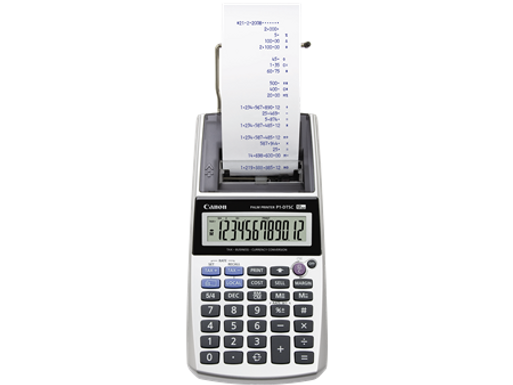 Canon Calculator P1- DTS