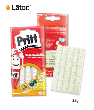 Lator Pritt Glue O & O Tack Ink 24st PFMIN