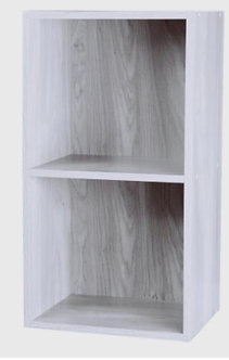 Lator DIY Furniture - 2 Tiers Bookshelve