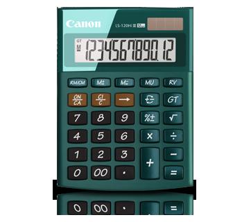 Canon Calculator LS 120 HI III (Green)