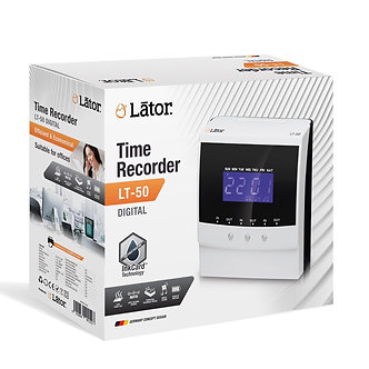 Lator Time Recorder LT50- Digital