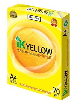 IK Yellow Paper 450's 70gsm