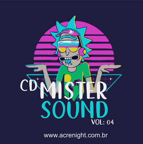 CD Mister Sound Vol:04