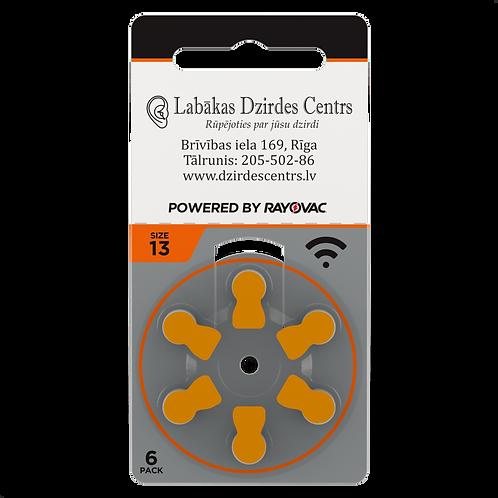 Батарейки для слуховых аппаратов - №13