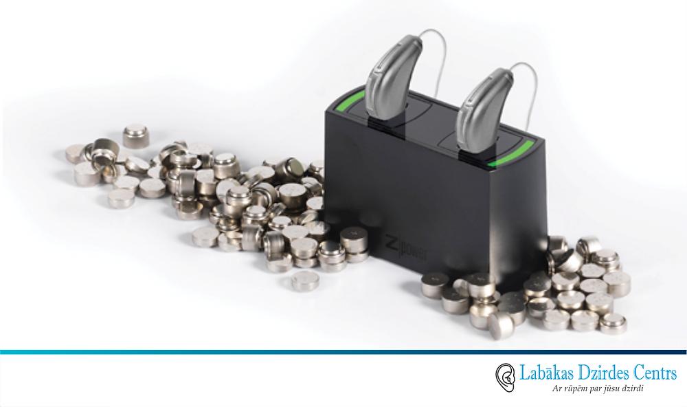 зарядка для слуховых аппаратов
