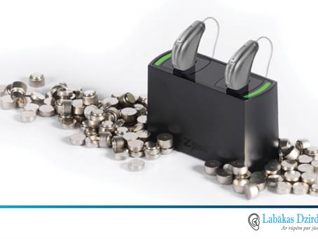 Заряжающиеся слуховые аппараты - это реальность!
