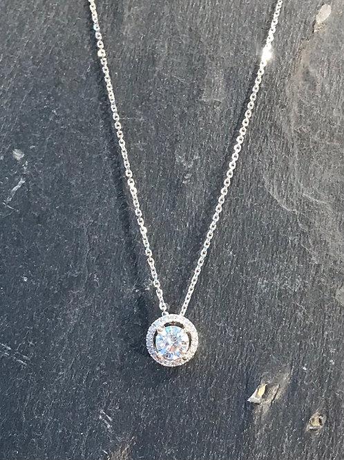 1.14ct Diamond Necklace
