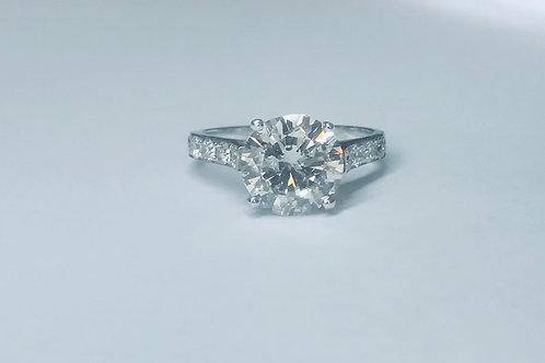 3.26ct Diamond Ring