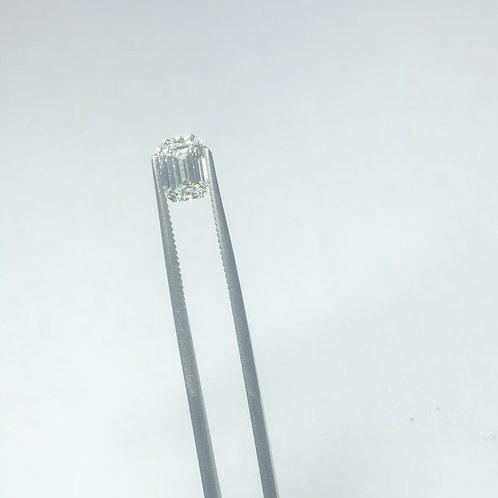 0.90ct Emerald Cut Diamond