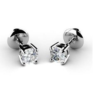 Diamond Earrings 0.50ct