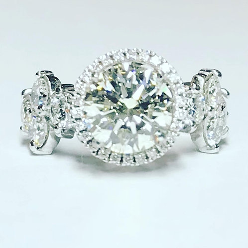 4.56ct Diamond Ring