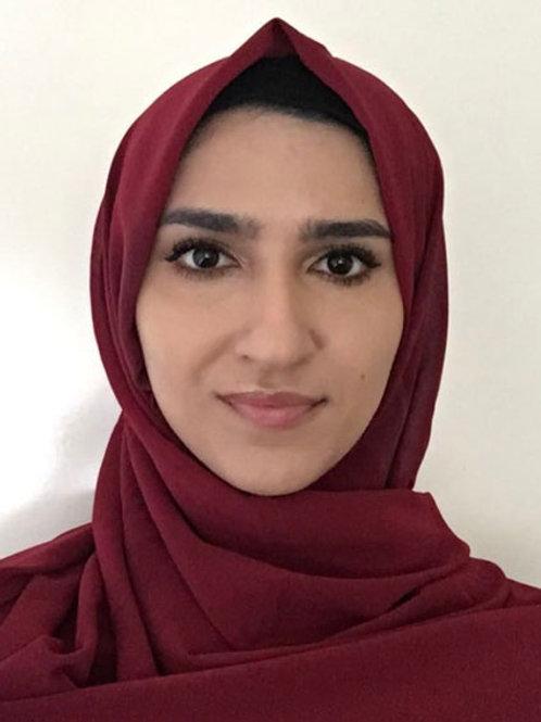 Dr Roya Afsharzadegan