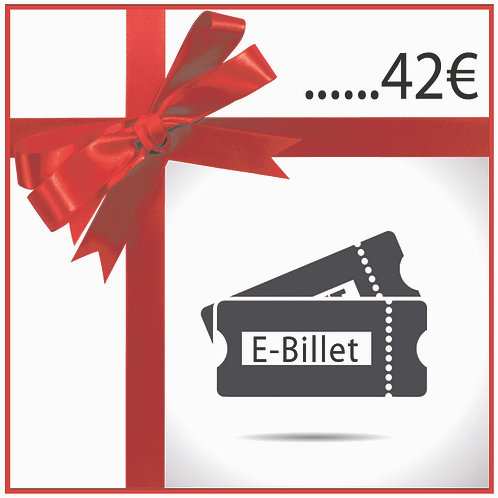 E-Billet 42€