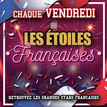 Vendredi - Les Etoiles Françaises