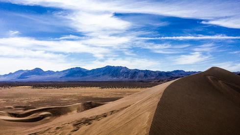 Big Dune in Nevada