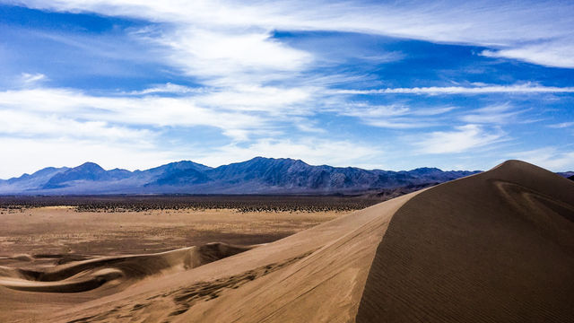 Big Dune in Nevada
