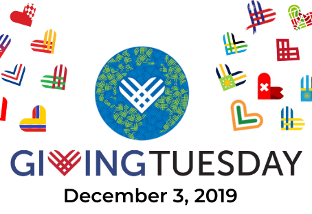 Giving Tuesday on Facebook coming up December 3