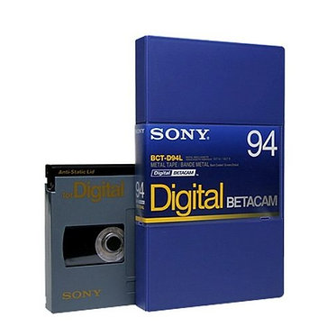 Sony Digital Betacam -  94m