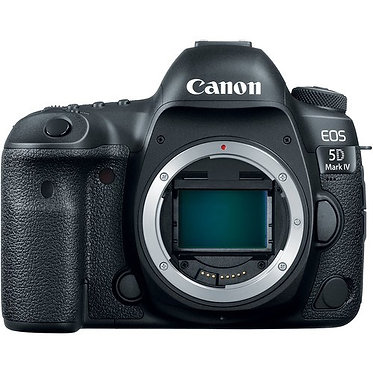 Canon 5D Mark IV - corpo