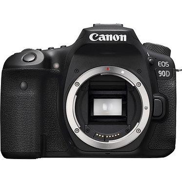 Canon EOS 90D - Corpo
