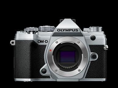 Olympus OM-D E-M5 Mark III - Silver/Black