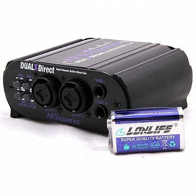 Art Dual DirectX DI box