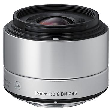 Sigma 19mm/2.8 (A) DN Silver