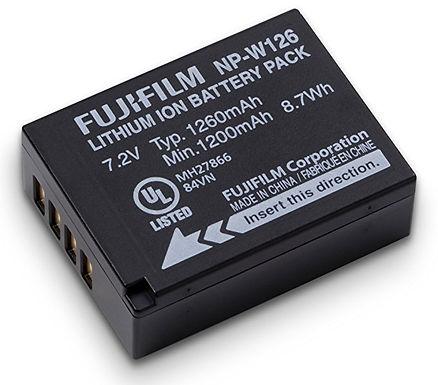 Fujifilm NPW126S