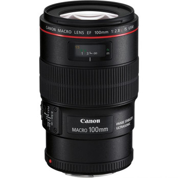 Canon 100mm f/2.8 IS Macro
