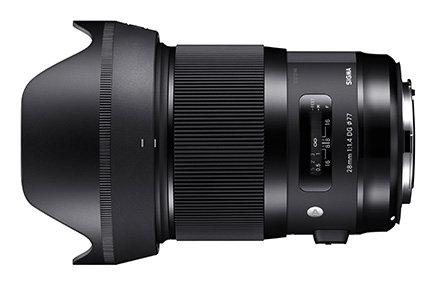 Sigma 28mm F1.4 DG HSM   ART