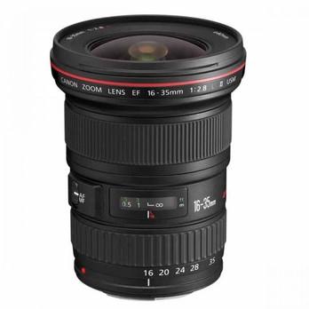 Canon 16-35mm f/2.8 II