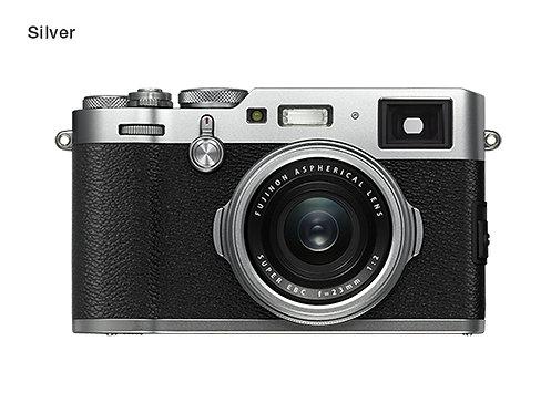 Fujifilm X100F Silver/Black