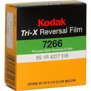 Kodak Super 8 TRI-X BW